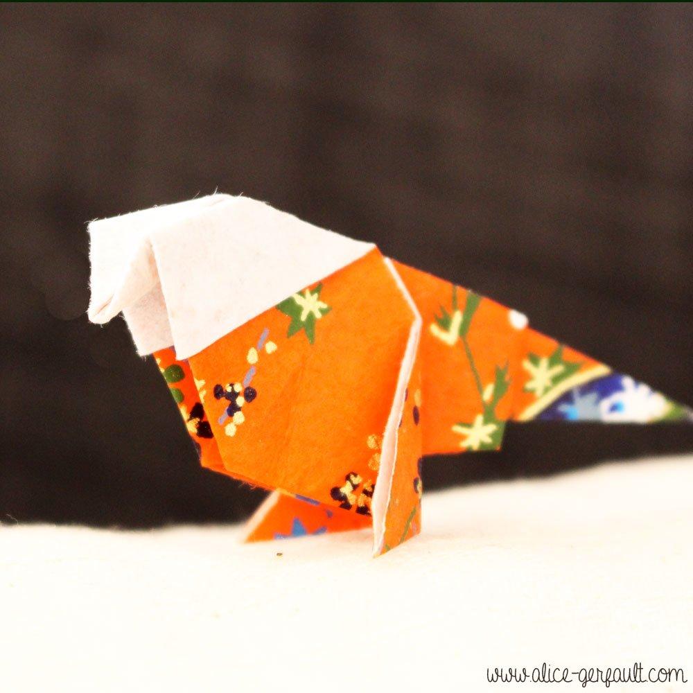 Coussin broderie sashiko, DIY par Alice Gerfault