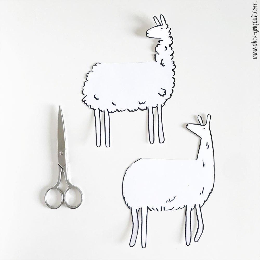 Creativa Nantes 2018, Atelier Initiation Tissage Cadre lama, DIY by Alice Gerfault