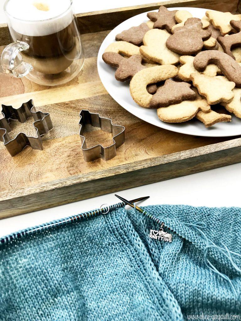 Recette Sablés de Noël simples mais gourmands, Alice Gerfault